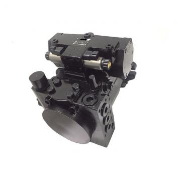 Rexroth A10VSO Series Hydraulic Piston Pump with ISO Certification