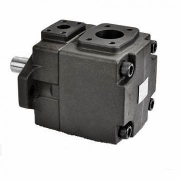 High Quality oil vane vacuum pump Low Noise Yuken Pv2R Hydraulic Vane Double Pump