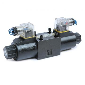 DSG 03 Yuken Series Plug-in Connector Type Hydraulic Electromagnetic Reversing Valve with Emergency Handle; Hydraulic Cartridge Solenoid Valve
