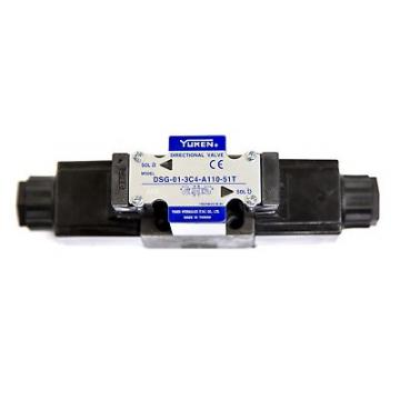 Yuken DSG-03-D24 Solenoid Operated Directional Valves