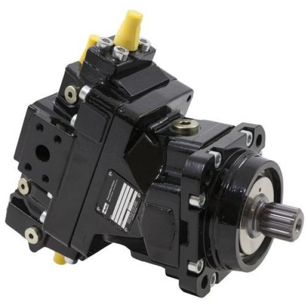 Xb01vso Series Variable Displacement Axial Hydraulic Piston Pump Can Replace Rexroth A4V Series #1 image