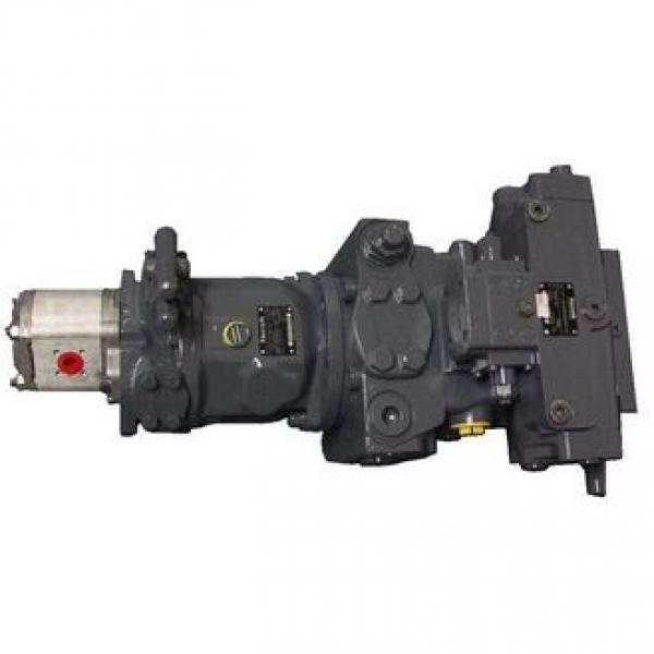 Xb01vso Series High Pressure Hydraulic Axial Piston Pump/Replace Rexroth A4V Series Axial Piston Pump #1 image