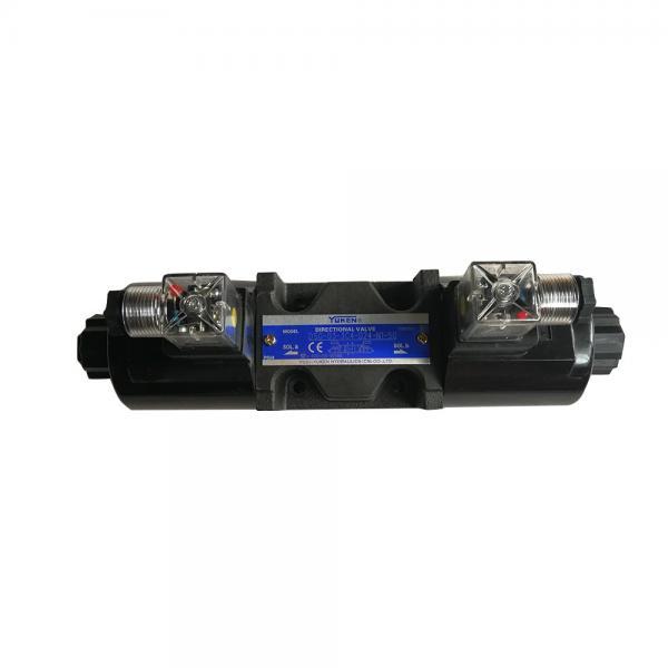 Dshg-04-3c2-Et-D24 Yuken Electro-Hydraulic Directional Valve Hydraulic Solenoid Control ... #1 image