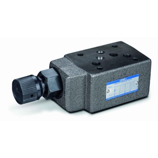 Yuken Dshg04, Dshg06 Electro-Hydraulic Operated Directional Valve #1 image