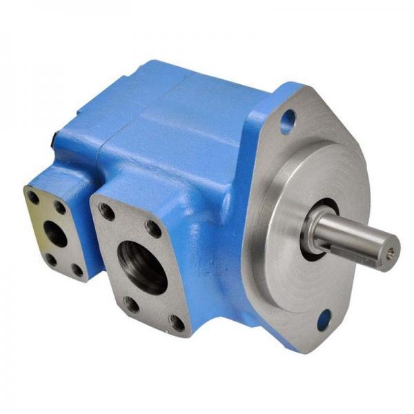 China Excavator Hydraulic Vane Pump , V VQ Eaton Vickers Double Vane Pump 2520V 2520VQ 3525V 3525VQ 3520V 3520VQ #1 image