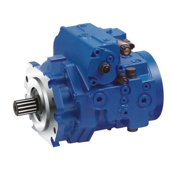V10 Single Hydraulic Vane Pumps (vickers, Shertech used for Industrial Equipment (ring ... #1 image