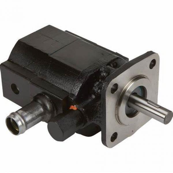 Parker hydraulic piston pump PV063, PV071, PV080, PV092, PV140, PV180, PV270, PV360 Hydraulic Pump Parts PV071PM4KM1P #1 image