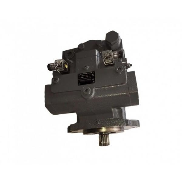 Xb01vso Series High Pressure Hydraulic Axial Piston Pump Can Replace Rexroth A4V Series Axial Piston Pump #1 image