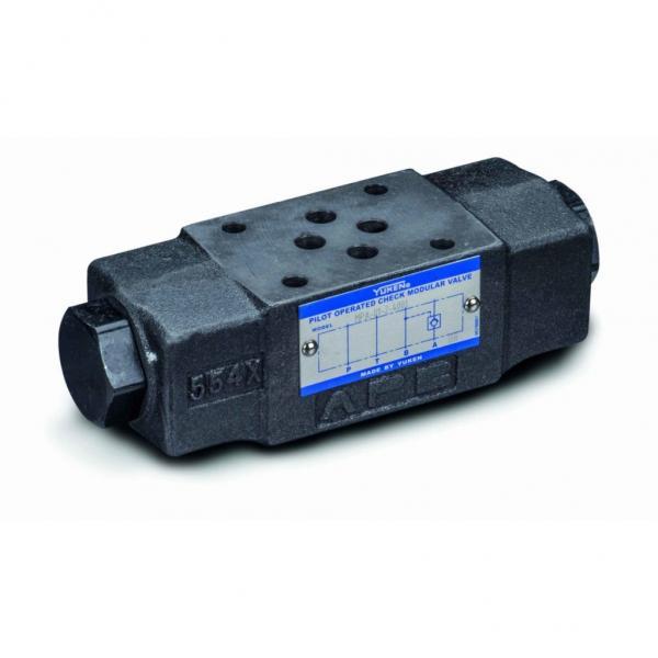 Trade Assurance Yuken Hydraulic Reversing Solenoid Valve Dshg-04-3c4-T-R2-D24-N1-50 ... #1 image