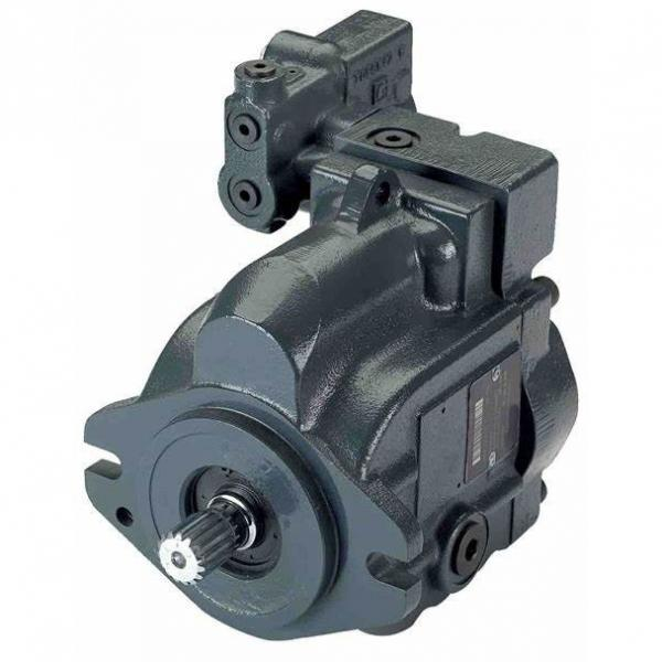 high quality A8V86 Hydraulic Motor Hydraulic Piston Pump for excavator spare parts #1 image