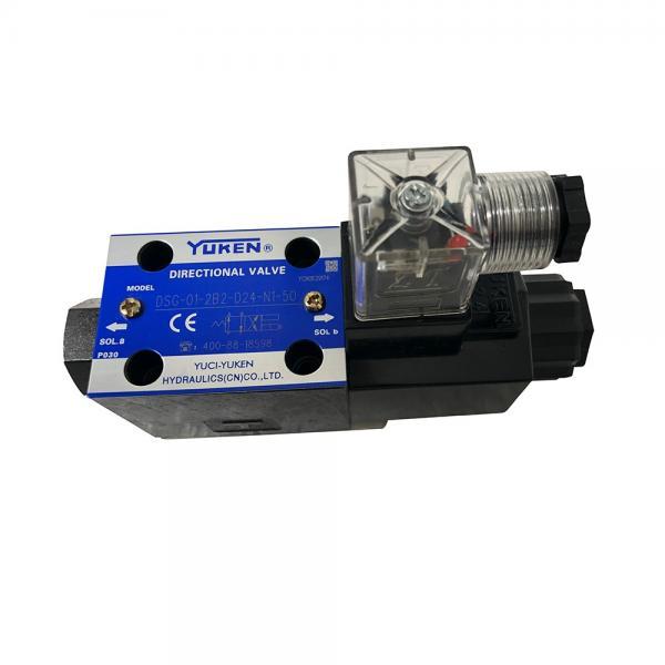 DSG 03 Yuken Series Terminal Box Type Hydraulic Solenoid Operated Directional Valve; Hydraulic Cartridge Valve; Hydraulic Check Valve #1 image