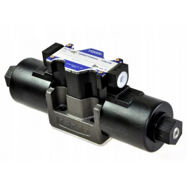 DSG 03 Np Series Yuken Type Solenoid Directional Valves with Manual Override #1 image