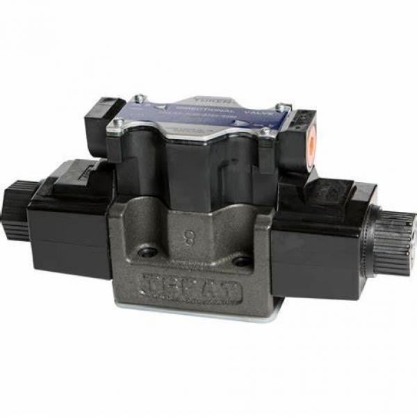 Hydraulic Yuken Series Directional Control Electromagnetic Reversing Valve #1 image