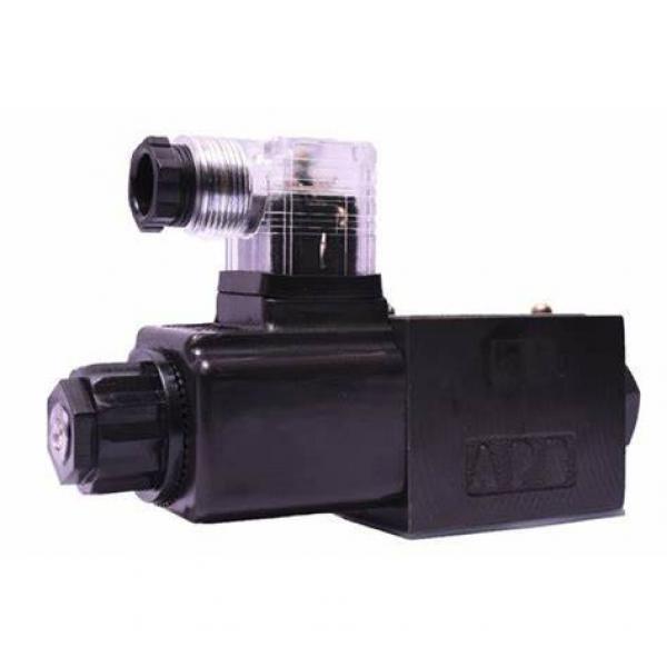 Hydraulic Yuken Series Directional Control Position Monitoring Electromagnetic Reversing Valve #1 image